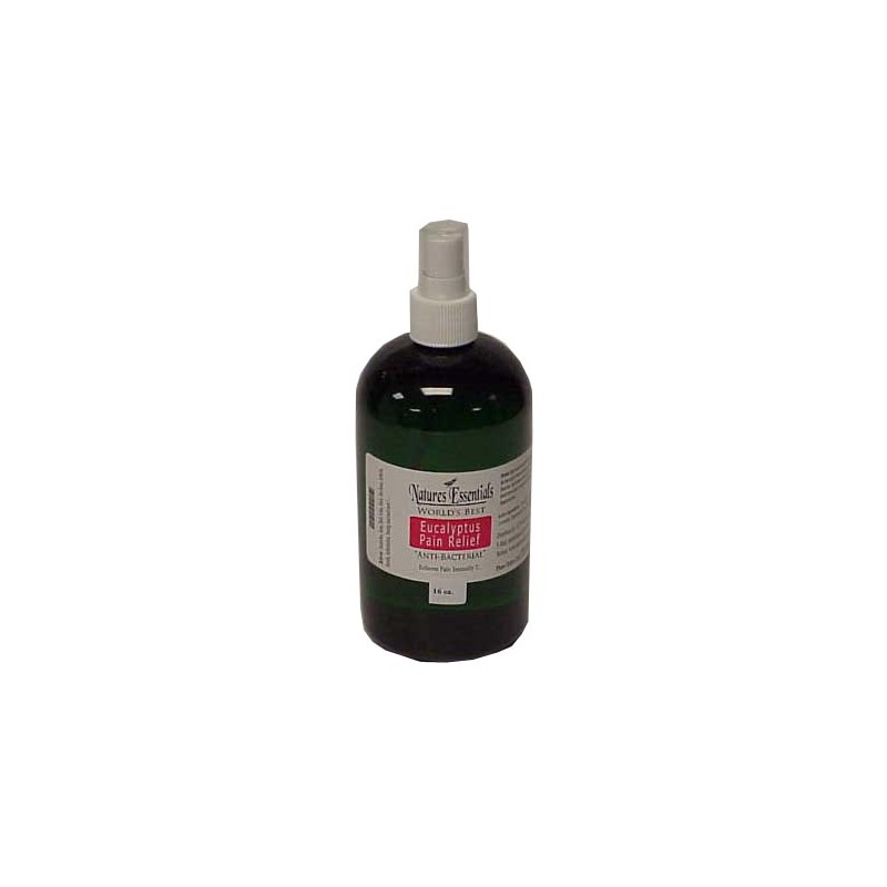 how to make eucalyptus oil spray