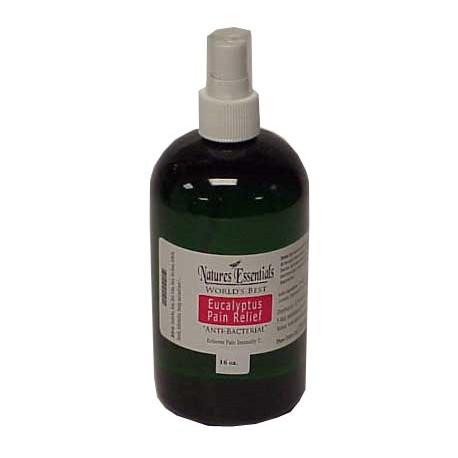 Eucalyptus Essential Oil Spray 100% (16 oz)