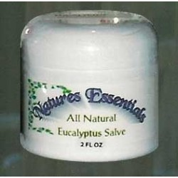 Eucalyptus Pain Relief Salve (1 oz)