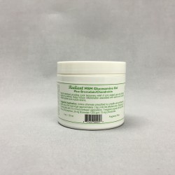 MSM_Glucosamine Gel (4oz jar)